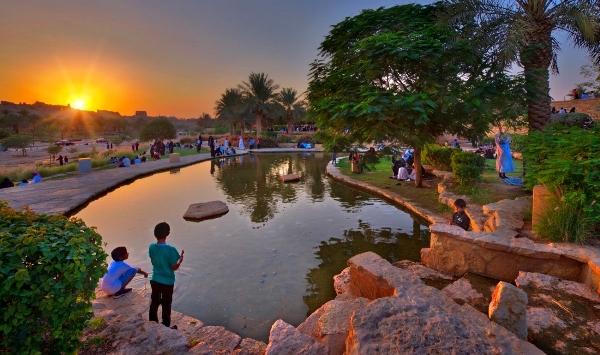 وادي حنيفة الرياض