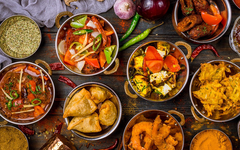 أفضل مطاعم هندية بالرياض
