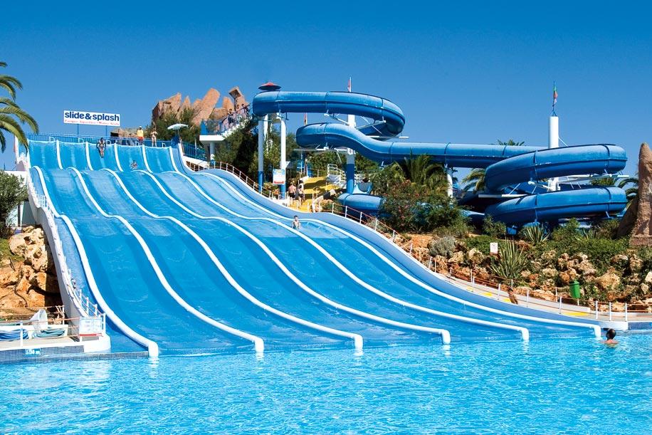 ألعاب مائية في الرياض للاطفال و الكبار