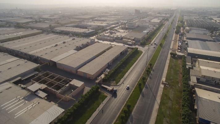 المدينة الصناعية الثانية بالرياض