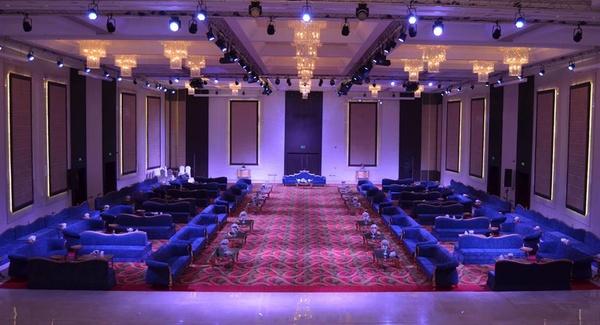 قاعة الفريدة Al Faredah بالرياض