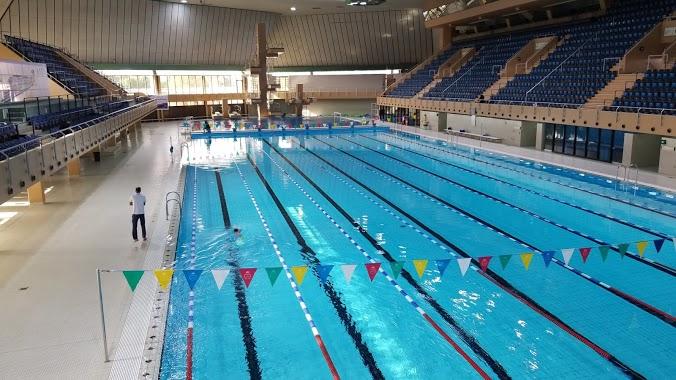 مجمع السباحة – الصالات الرياضية الخضراء