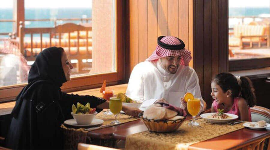 مطاعم إفطار في الرياض للعائلات