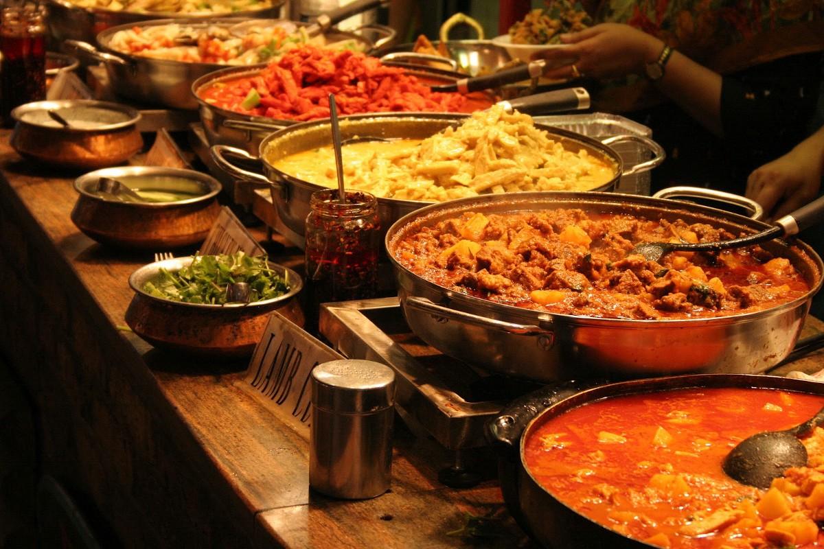 مطاعم الرياض بوفيه مفتوح