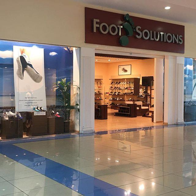 أماكن بيع أحذية الفلات فوت في الرياض