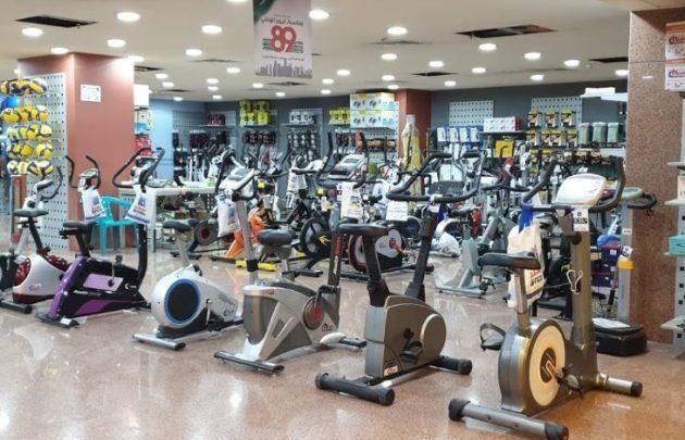 محلات بيع أجهزة الرياضة في جدة