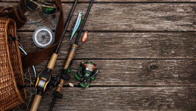 محلات بيع أدوات صيد السمك في الرياض