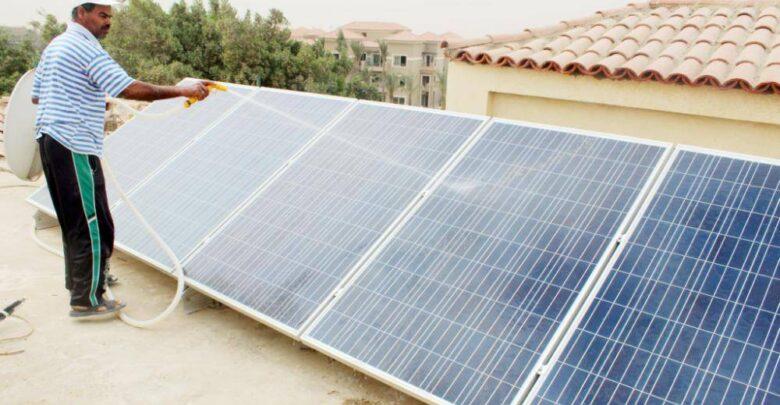 محلات بيع ألواح الطاقة الشمسية في جدة