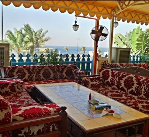 مطعم ومنتزه النخيل جدة