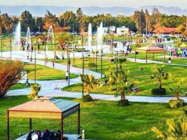 مدينة الكوبرا في منتزه الملك فهد بالدمام