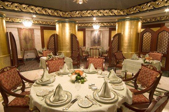 مطعم جنجر ليف جدة