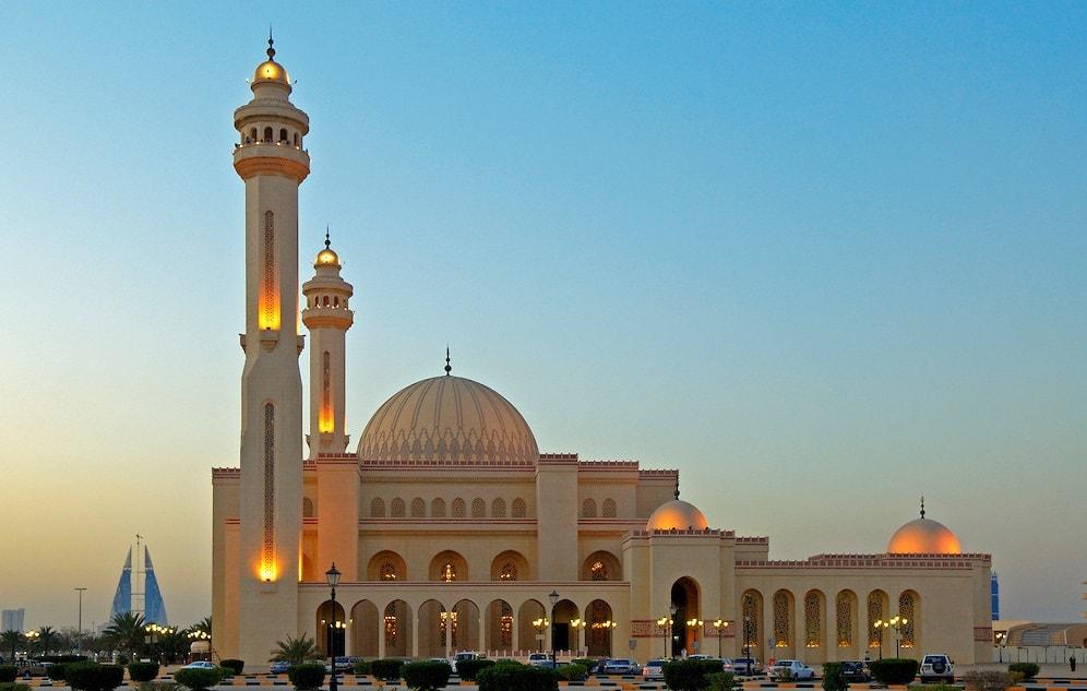 جامع أحمد الفاتح الكبير البحرين