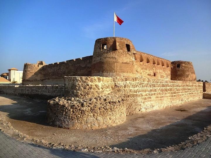 قلعة البحرين