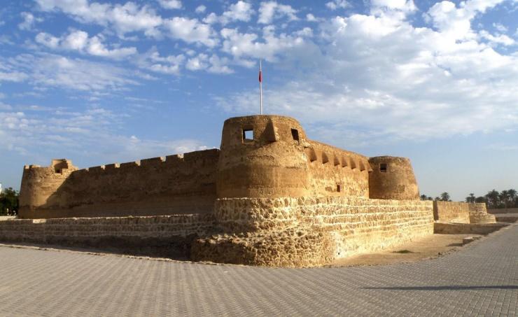 قلعة عراد البحرين