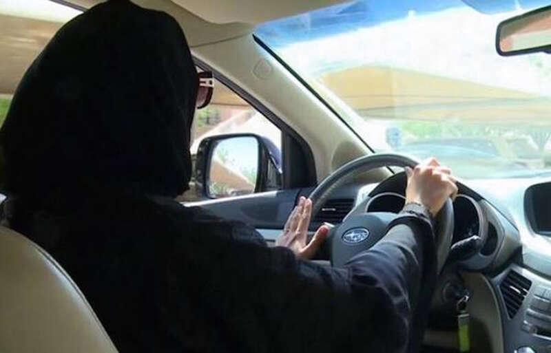 شروط استخراج رخصة قيادة للنساء في السعودية