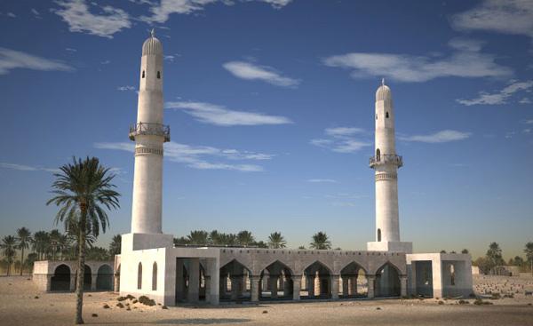 مسجد الخميس البحرين