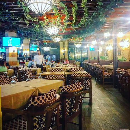 مطعم ريم البوادي جدة