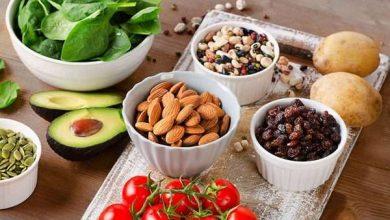 الاطعمة الطازجة وفوائدها في عشرة أسطر مع الصور