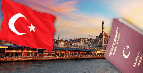 تأشيرة تركيا للمقيمين بالسعودية