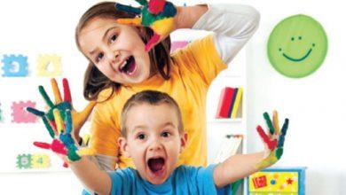 طلب تسجيل طفل في رياض الأطفال لعام 2021 - 2022