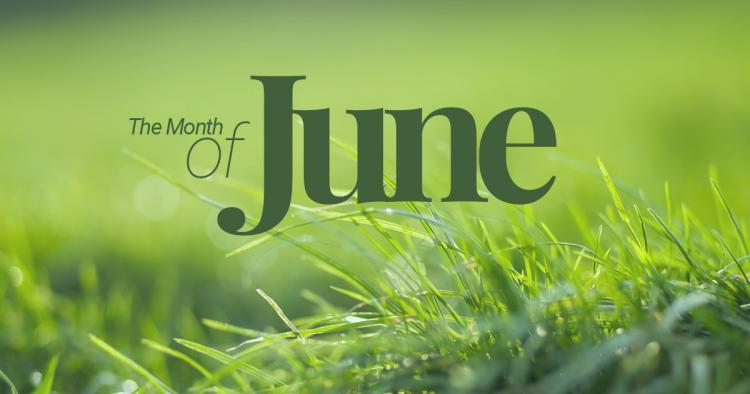 يونيو شهر كم