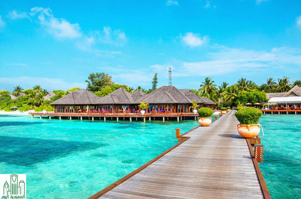 اين تقع جزر المالديف
