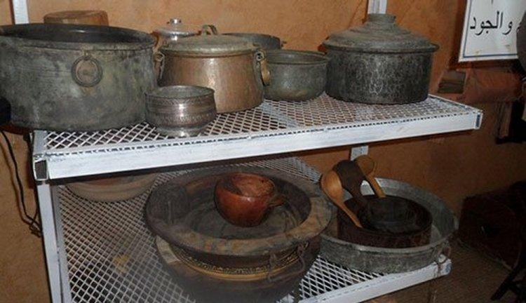 ركن الأدوات المنزلية ومستلزمات المطبخ