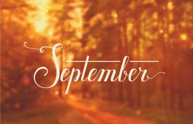 سبتمبر شهر كم