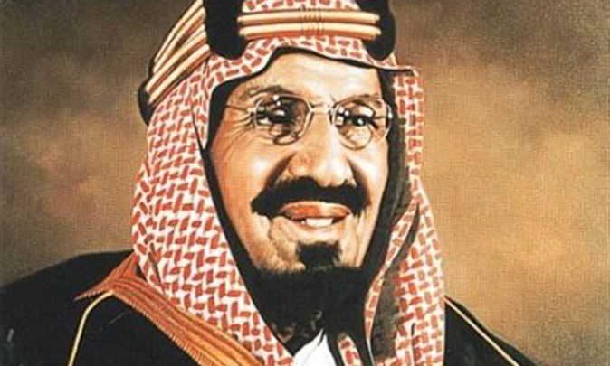 اين ولد الملك عبدالعزيز