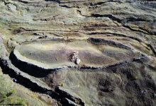 اين يقع جبل الجودي