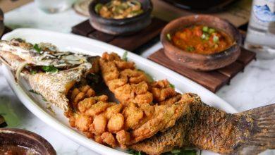 افضل مطعم سمك في جدة